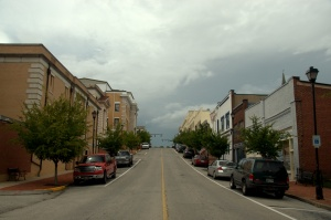 Downtown Greeneville