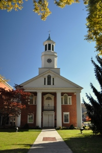 Downtown Rogersville 16 - Hawkins County Courthouse