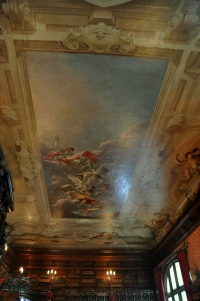 Biltmore 45 - The Chariot of Aurora - by Giovanni Pellegrini - circa 1720s - from Pisani Palace in Venice
